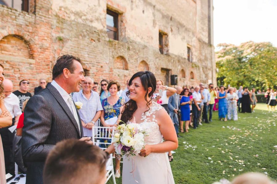 Matrimonio all'Abbazia di Carceri