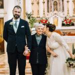 foto nonna matrimonio