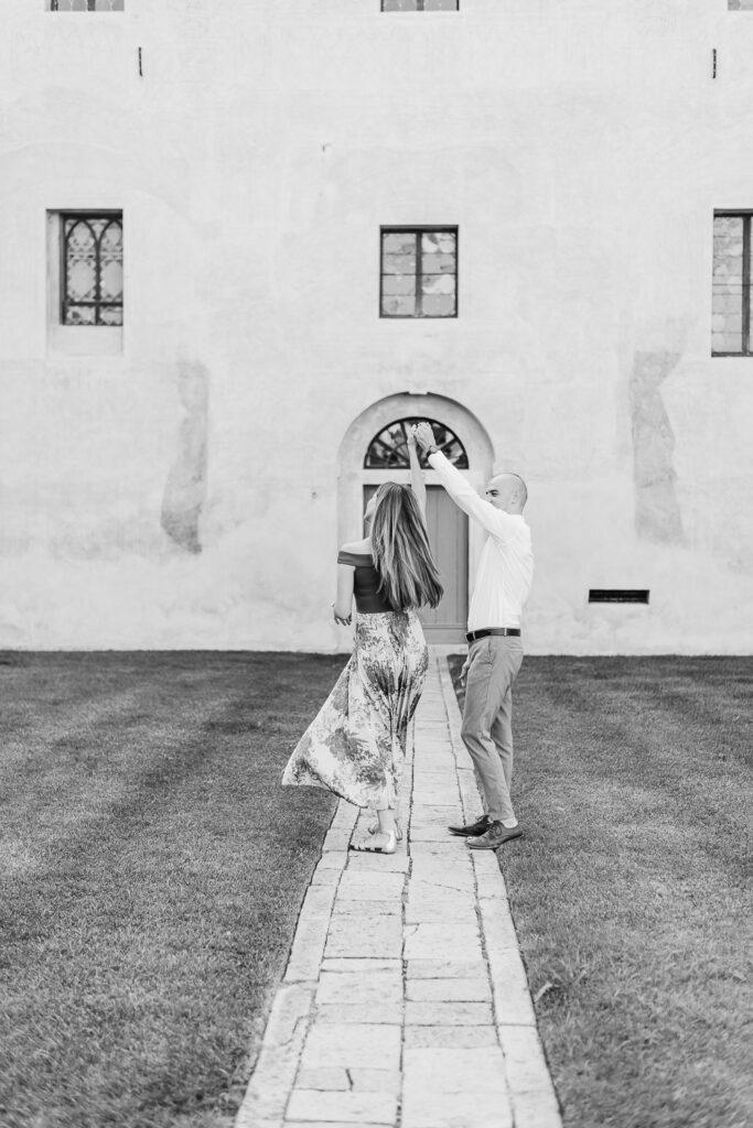 coppia balla