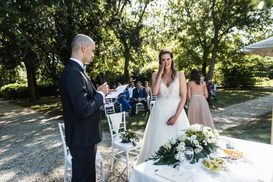 Matrimonio magico al Castello del Catajo